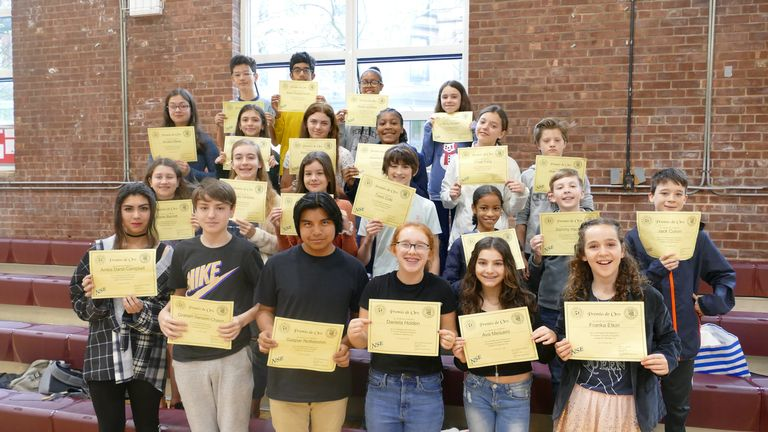 MS Students Rank in Top 1%