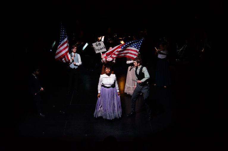 Ragtime! Gets Rave Reviews