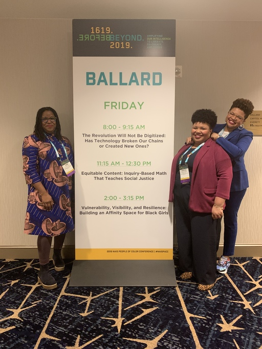 BC Presents at National Conference