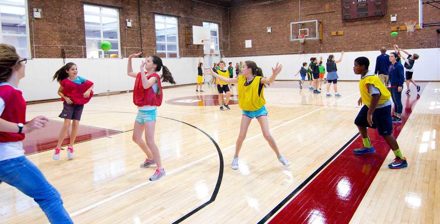 Physical Education - The Berkeley Carroll School