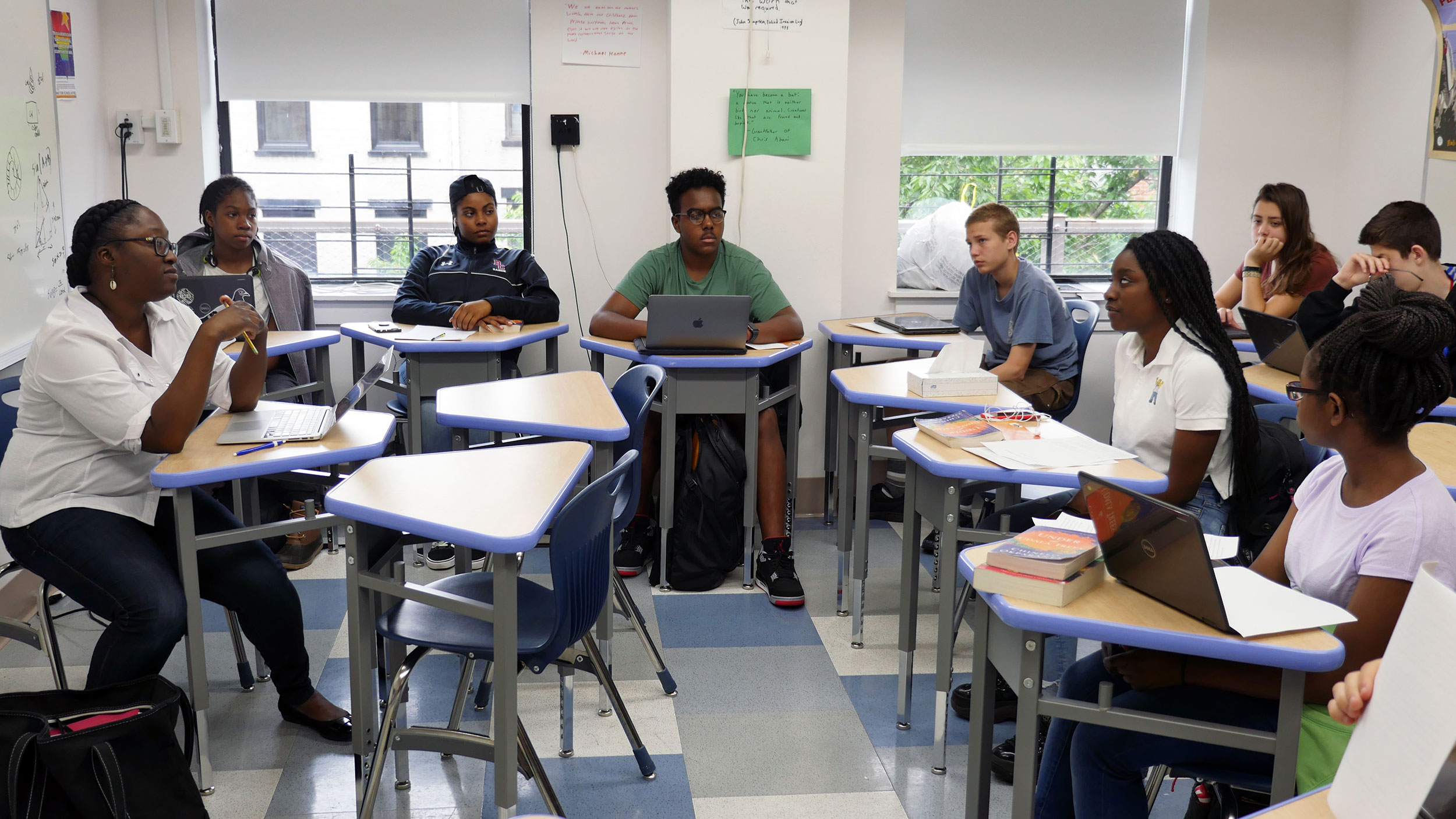 English The Berkeley Carroll School