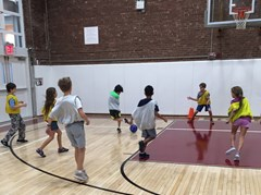 The youth multisport camp is open to rising 1-5 graders